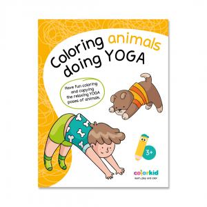 yoga kids book