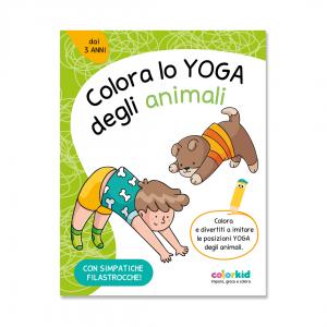 libro yoga per bambini
